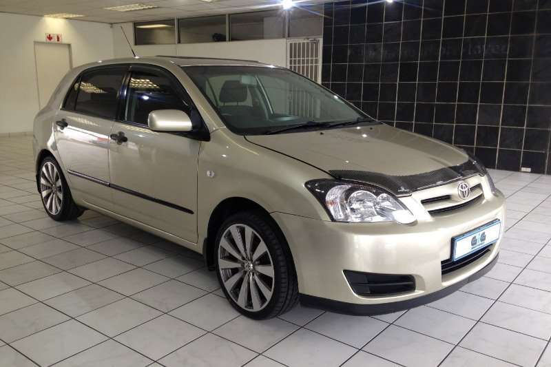 Toyota Runx 160 RS (One Owner) 2005