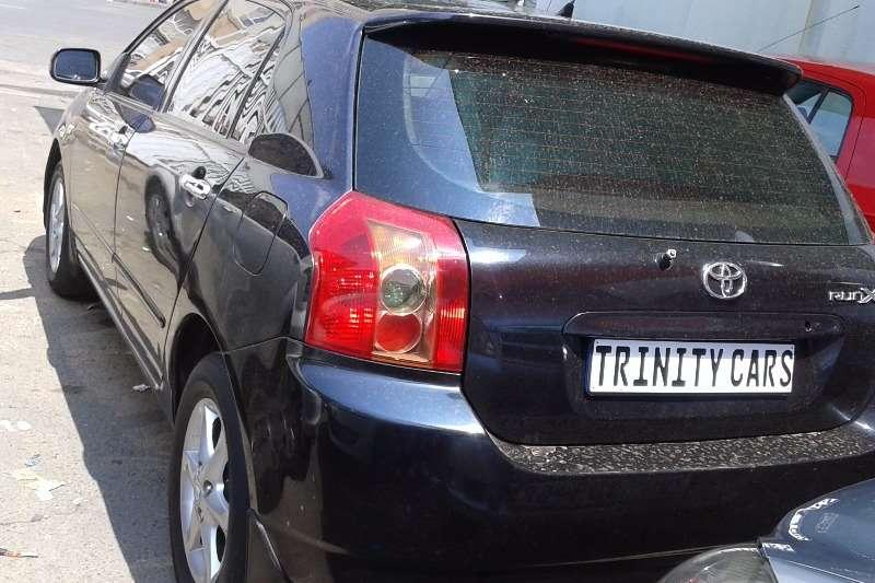 2008 Toyota RunX 160 RX