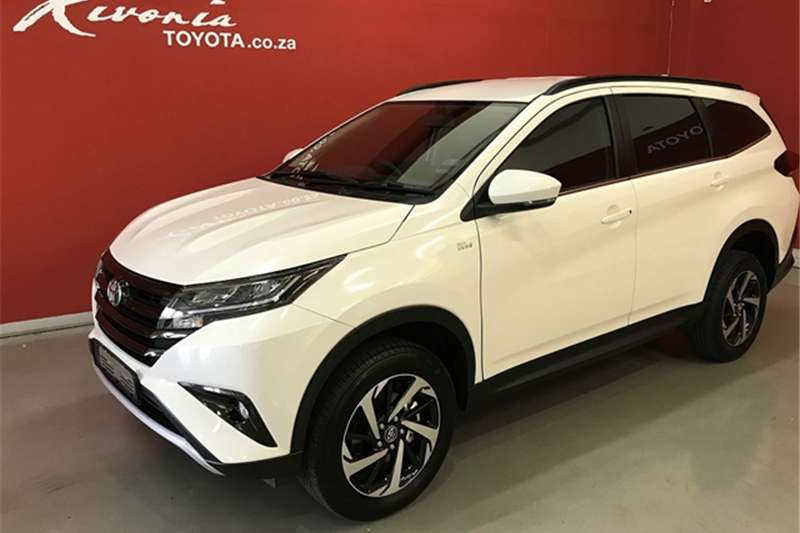 2019 Toyota Rush RUSH 1.5 A/T Crossover - SUV ( Petrol / RWD / Automatic ) Cars for sale in ...
