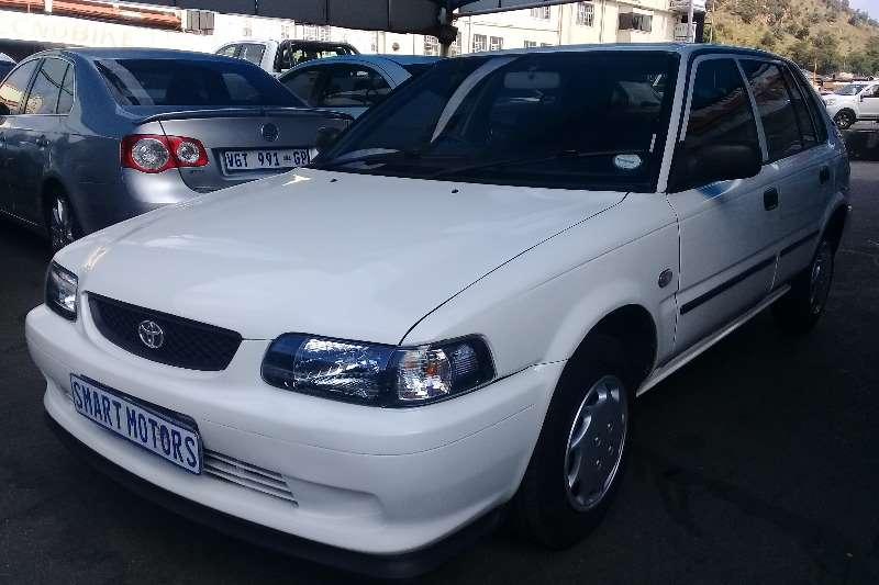 Toyota Tazz 130 2005