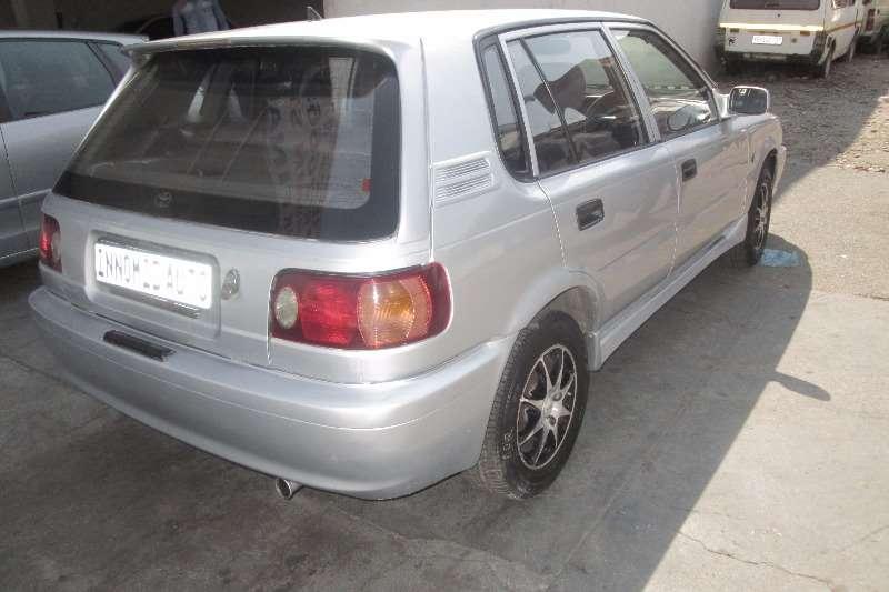 Toyota Tazz 130 Sport 2004