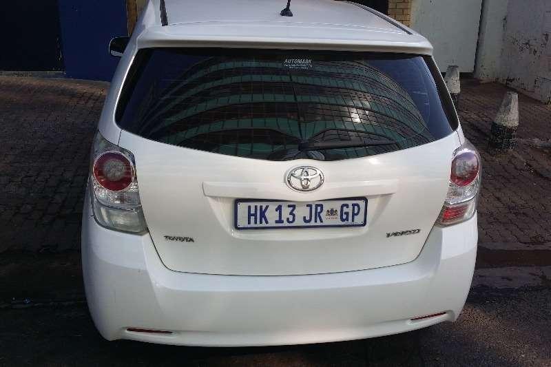 Toyota Verso 1.6 SX 2010