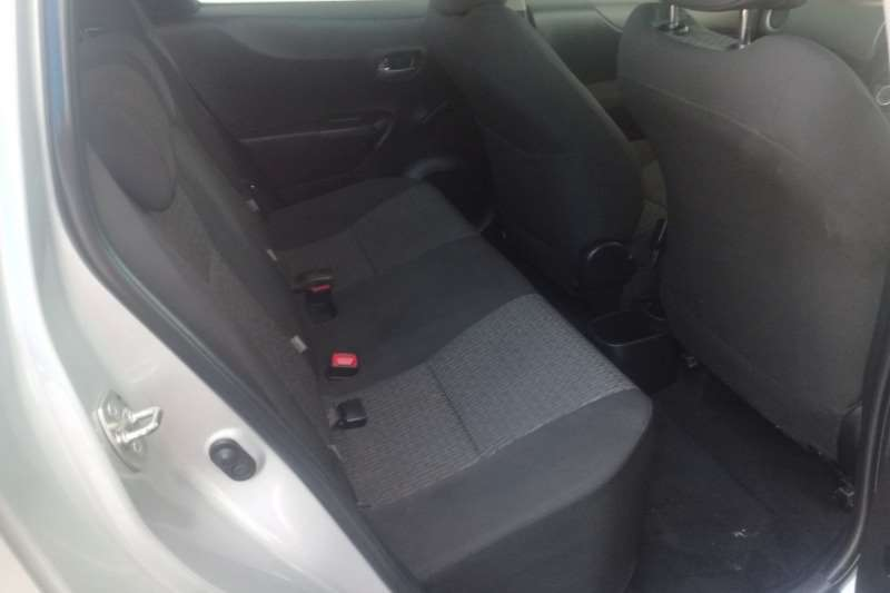 Toyota Yaris 1.0 2014