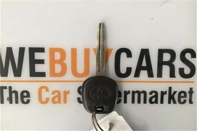 Toyota Yaris 1.0 3 door T1 (aircon+CD) 2007