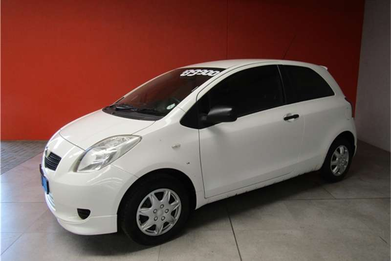 Toyota Yaris 1.0 3-door T1 (aircon+CD) 2007