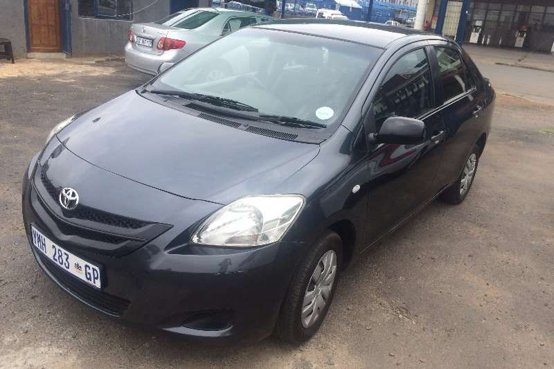 Toyota Yaris 1.0 3-door T1 (aircon+CD) 2009