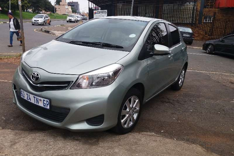 Toyota Yaris 1.0 FINANCE AVAILABLE 2012