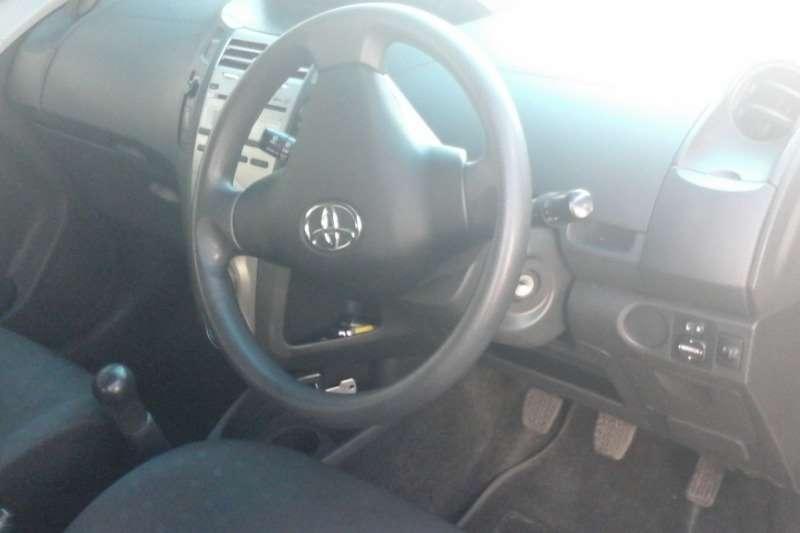 Toyota Yaris 1.3 5 door T3+ 2007