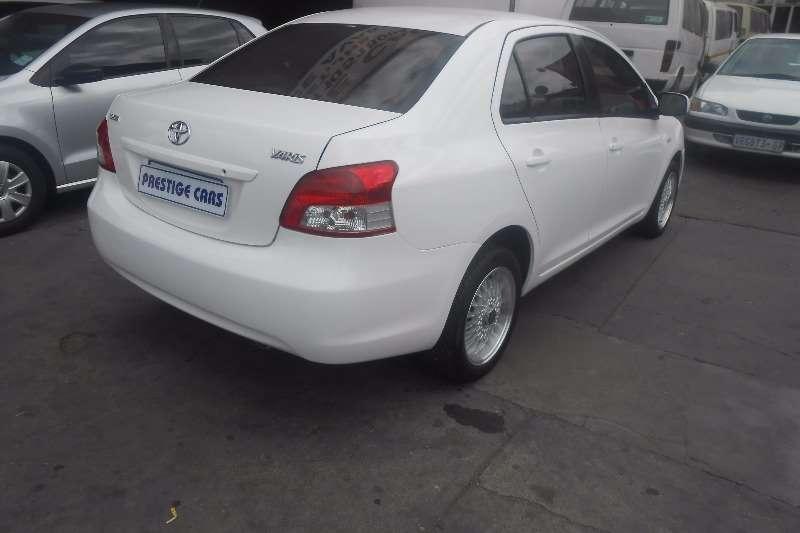 Toyota Yaris 1.3 5 door T3+ 2008