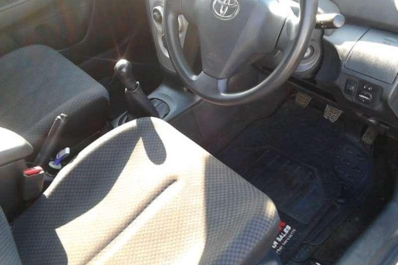 Toyota Yaris 1.3 5 door T3 2008