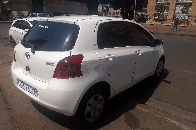 Toyota Yaris 1.3 5 door T3+ 2008