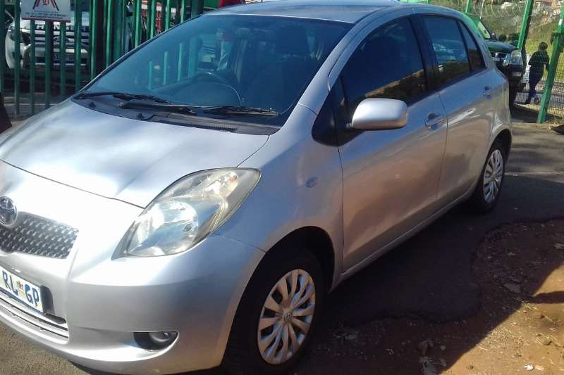 Toyota Yaris 1.3 5 door T3 2008