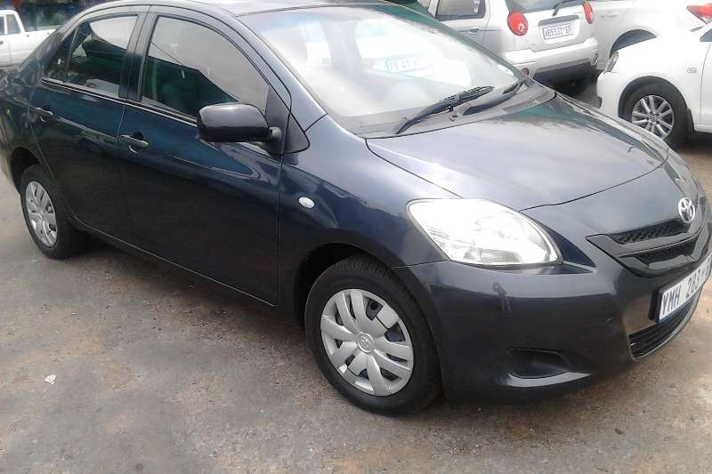 Toyota Yaris 1.3 5 door T3 2009