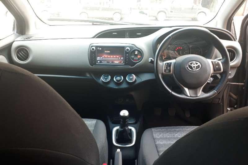 Toyota Yaris 1.3 5 door T3 2016