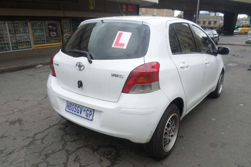 Toyota Yaris 1.3 5 door T3 Spirit 2008