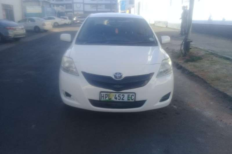 Toyota Yaris 1.3 sedan T3+ 2007