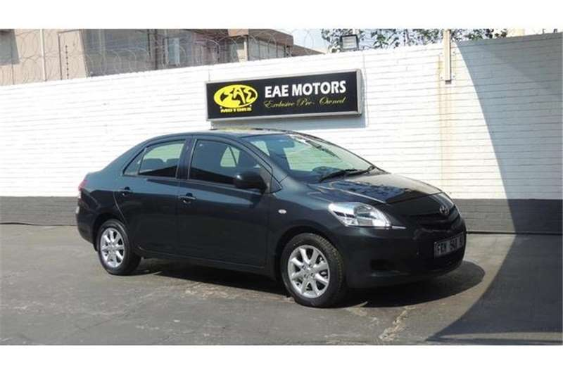 Toyota Yaris 1.3 sedan T3+ 2008