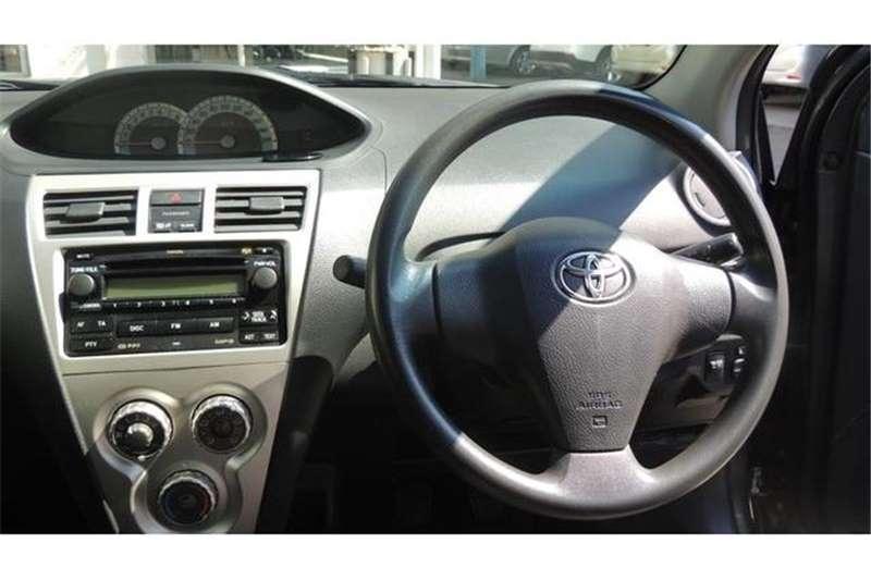 Toyota Yaris 1.3 sedan T3+ 2008