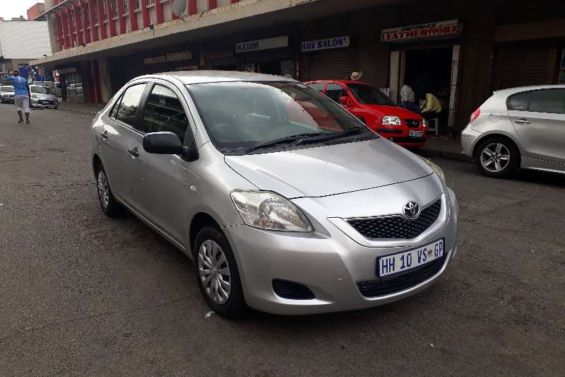 Toyota Yaris 1.3 sedan T3 2009