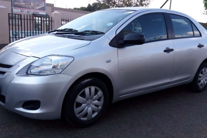 Toyota Yaris 1.3 sedan T3 Spirit 2008