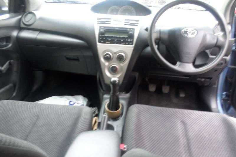 Toyota Yaris 1.3 sedan T3 Spirit 2008