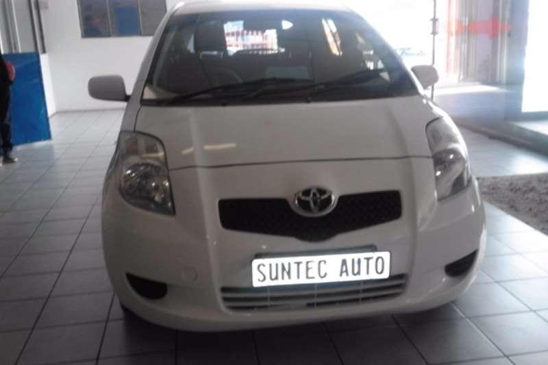 Toyota Yaris 1.3 T3+ 5 door 2007