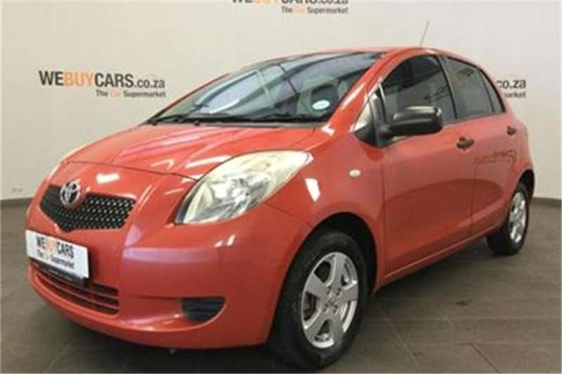 Toyota Yaris 1.3 T3 5-door 2007