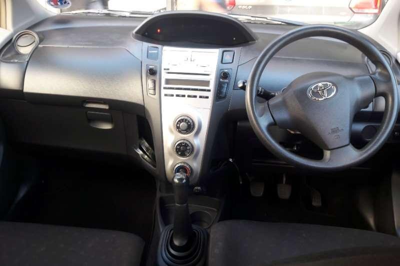 Toyota Yaris 1.3 T3 5 door 2007
