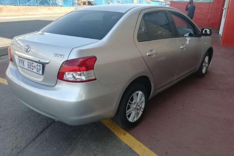 Toyota Yaris 1.3 T3 5 door 2008