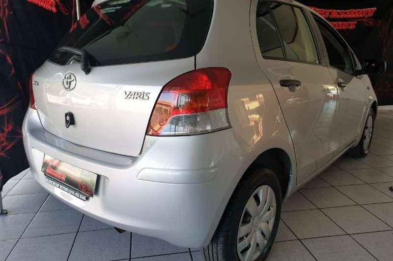 Toyota Yaris 1.3 T3 5 door 2009