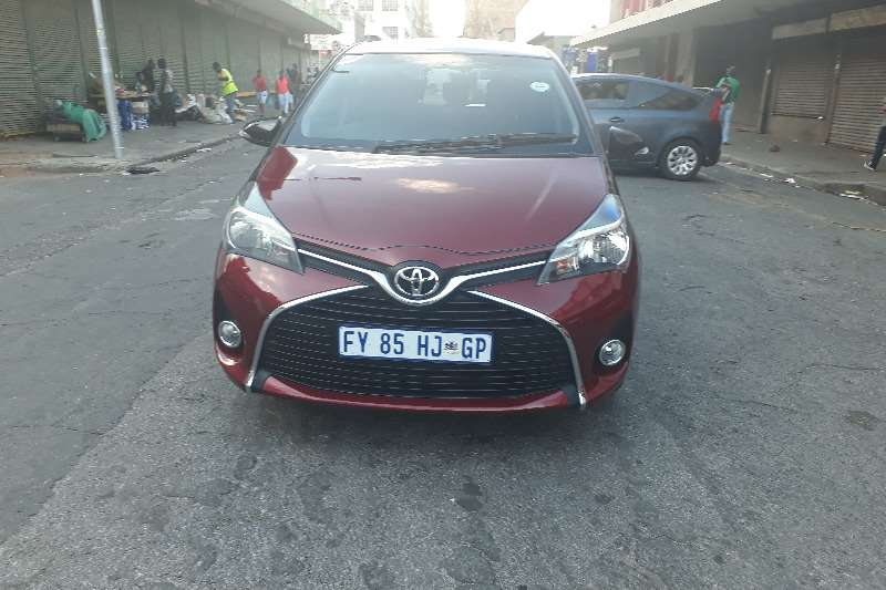 Toyota Yaris 1.3 T3+ 5 door 2017