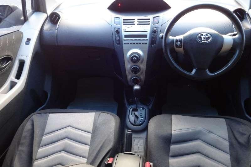 Toyota Yaris 1.3 T3+ 5 door automatic 2008