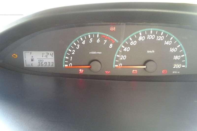 Toyota Yaris 1.3 T3+ 5 door automatic 2012