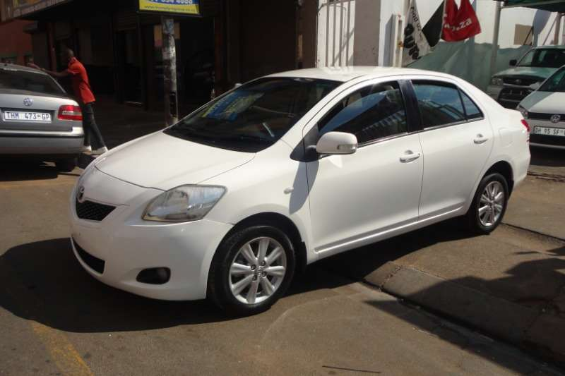 Toyota Yaris 1.3 T3 Spirit sedan 2006