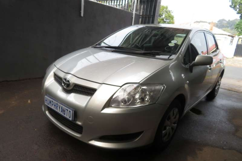Toyota Yaris 1.4RT 2006
