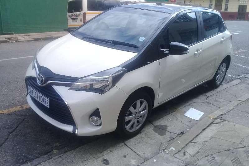 Toyota Yaris 1.5 Pulse 2016