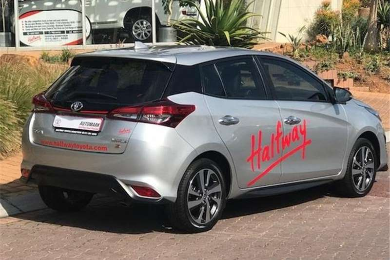 Toyota Yaris 1.5 S 2018