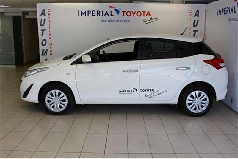 Toyota Yaris 1.5 Xs 2018