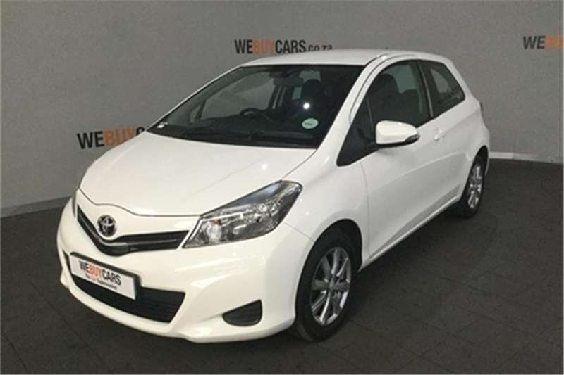 Toyota Yaris 3-door 1.3 Xi 2013