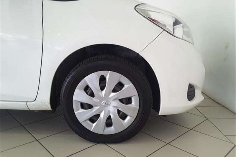 Toyota Yaris 3 door 1.3 Xi 2013