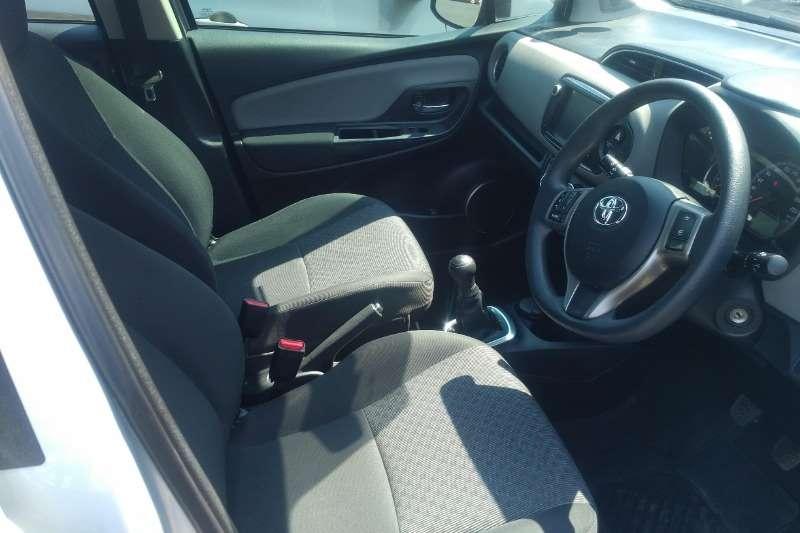 Toyota Yaris 5 door 1.0 XR 2014