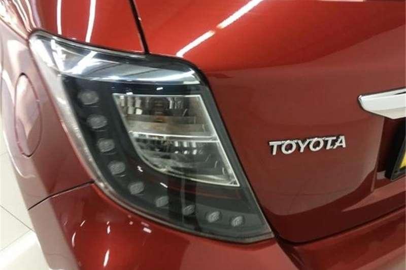 Toyota Yaris 5 Door XS HSD 2013