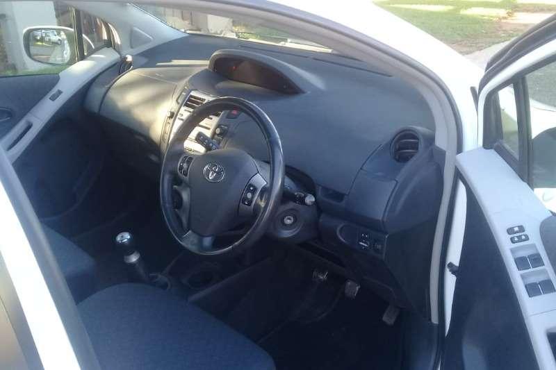 Toyota Yaris 5 door Zen3 2009