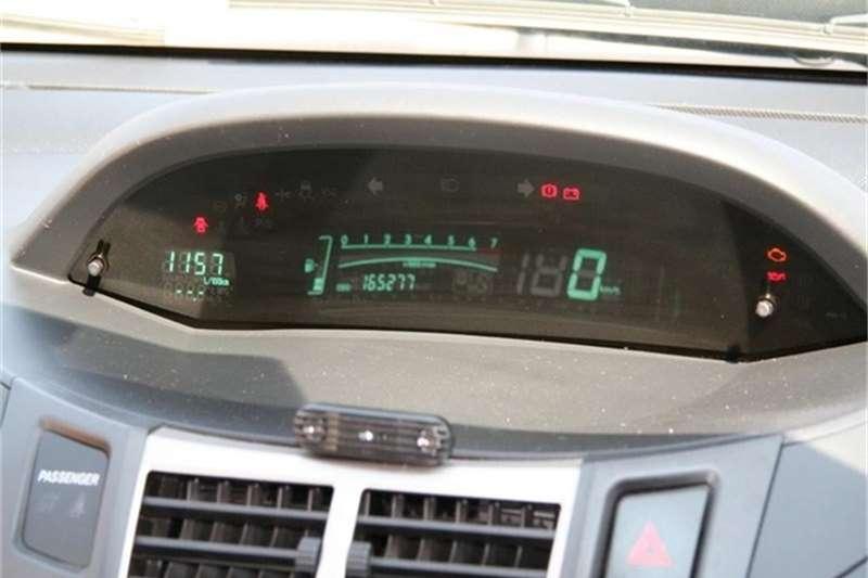 Toyota Yaris 5 door Zen3 2011