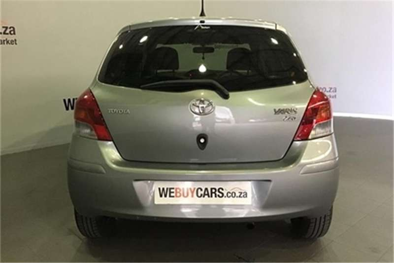 Toyota Yaris 5 door Zen3 Plus 2011