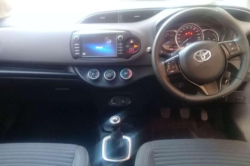 2017 Toyota Yaris hatch