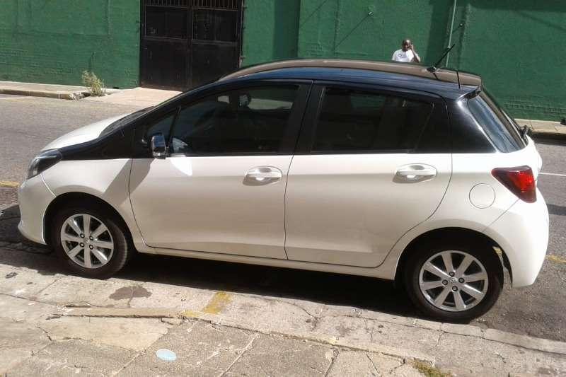2016 Toyota Yaris hatch