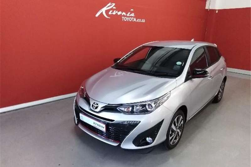 2018 Toyota Yaris hatch YARIS 1.5 SPORT 5Dr