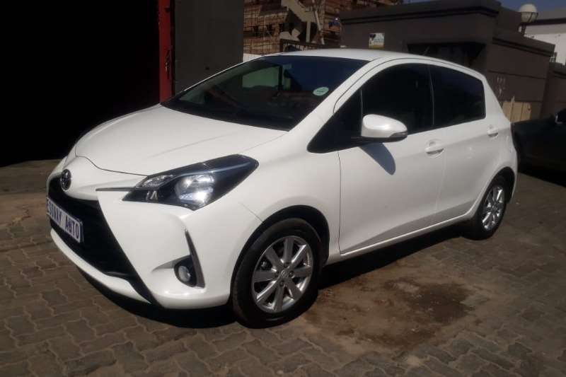 2017 Toyota Yaris Hatch 1 5 Sport 5dr Cars For In Gauteng R 149 900 On Auto Mart