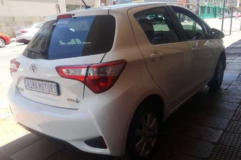 Toyota Yaris Hatch YARIS 1.5 SPORT 5Dr 2018